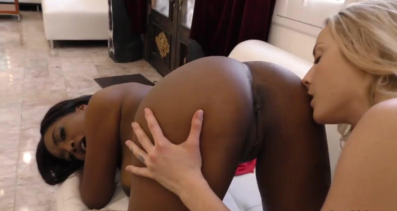Karla kush interracial lesbian