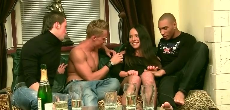 Hard and Loud Sex by Huge Cock for Petite Latin Teen